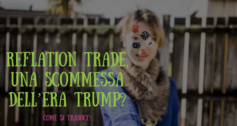 reflation trade