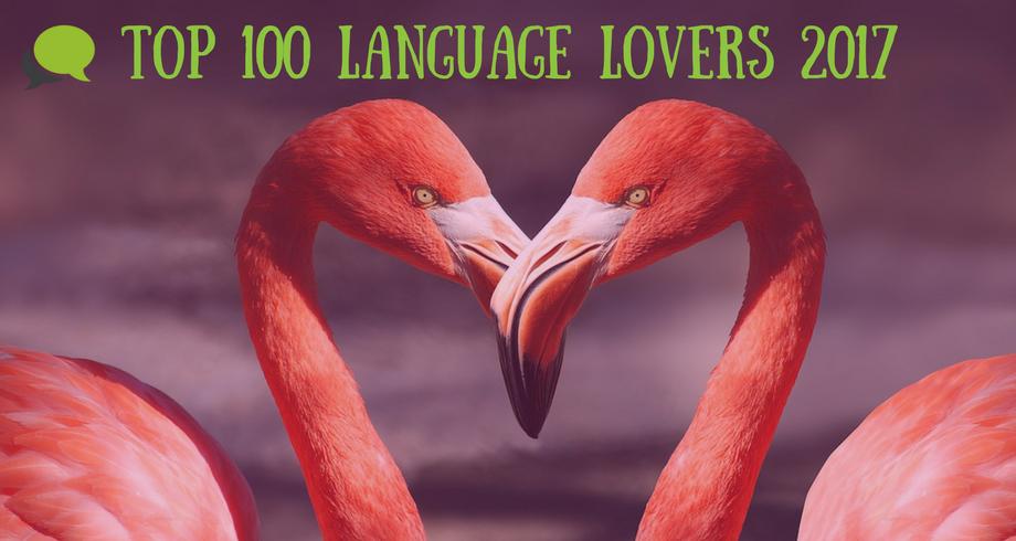 top 100 language lovers