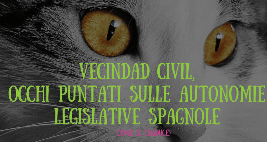 vecindad civil