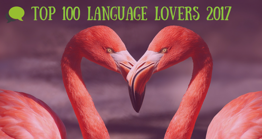 top 100 language lovers
